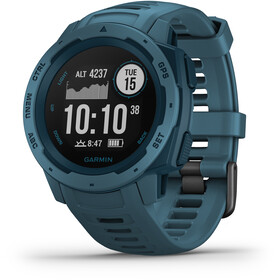 Garmin Instinct GPS Smartwatch lakeside blue